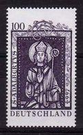 1997 - VATICANO -GERMANIA, Sant'Adalberto, Emissione Congiunta - MNH ** - Emisiones Comunes