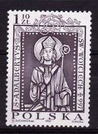 1997 - VATICANO-POLONIA, Sant'Adalberto, Emissione Congiunta - MNH ** - Emissioni Congiunte
