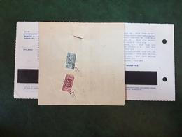 (37837) STORIA POSTALE ITALIA 1960 - 1946-.. République