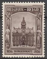Belgie    .    OBP      .     436       .      **       .   Postfris    .  / .  Neuf Sans  Charniere - Belgium