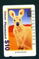 AUSTRALIA - Magnetic Phonecard As Scan - Australia