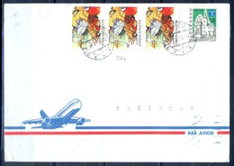 K768- Postal Used Cover. Posted From Slovensko Slovakia To Pakistan. - Other