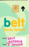 GREECE - Belt Study System(reverse AXON), Binary Logic SA, Used - Unclassified