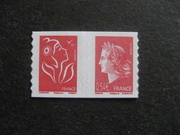 Autoadhésifs : TB Paire N° P139 , Neuve XX. - France