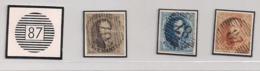 NIEUPORT P87 NR.6-7-8 - 1851-1857 Medaillons (6/8)