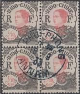 Indochine Province De L'Annam - Phu-Phong Sur N° 96 (YT) N° 97 (AM). Oblitération De 1933. - Oblitérés