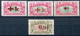 Réunion         81 * - 81A/83  * - Réunion (1852-1975)