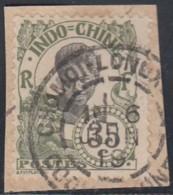 Indochine Province De La Cochinchine - Chomoi-Longxuyen Sur N° 50 (YT) N° 50 (AM). Oblitération. - Oblitérés