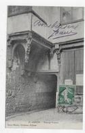 AMIENS EN 1911 - N° 11 - PASSAGE GOSSART - BEAU CACHET- CPA VOYAGEE - Amiens