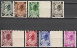 Belgie    .    OBP      .     458/465     .      **       .   Postfris    .  / .  Neuf Sans  Charniere - Belgique
