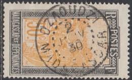 Madagascar 1908-1939 - D'Zaoudzi Sur N° 139 (YT) N° 159 (AM). Oblitération De 1930. - Madagascar (1889-1960)