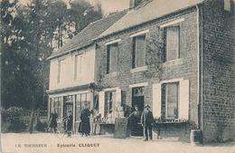 LE TOURNEUR - EPICERIE CLIQUET - France