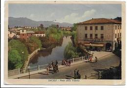 Sacile (Pordenone). Ponte Della Vittoria. - Pordenone
