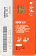 QATAR - Al Jazzera Sport, Irdeto Satellite TV Card, Used - Other Collections