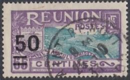 Réunion 1931-1947 - Saint-Benoît Sur N° 124 (YT) N° 126 (AM). Oblitération. - Réunion (1852-1975)