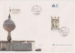 Portugal 1988 Unesco / Architecture M/s FDC (F7804) - FDC