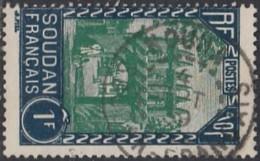 Soudan Français 1920-1944 - Nouna Sur N° 78 (YT) N° 75 (AM). Oblitération De 1939. - Soudan (1894-1902)