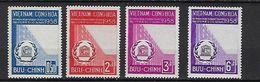 """Viet-Sud YT 81 à 84 """" UNESCO """" 1958 Neuf** MNH - Vietnam"""