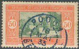 Sénégal 1912-1944 - Podor Sur N° 82 (YT) N° 100 (AM). Oblitération. - Sénégal (1887-1944)