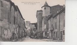 84 CHATEAUNEUF DU PAPE  -  Rue De La Mairie  - - Chateauneuf Du Pape