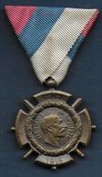 Guerre 14 - 18 -- Médaille Serbe - Medals