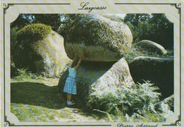 LARGEASSE. - Le Roc Branlant - France