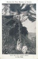 ILES FIDJI /  JEUNES FILLES DE LA COLONIE INDIENNE       ///  REF MAI 19 .  N° 8660 - Fidji