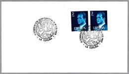 Convencion Numismatica - DINERO-MONEDA DE ALFONSO IX - Leon. La Coruña, Galicia, 1983 - Monedas