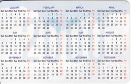 QATAR - Year 2000/Calendar, Used - Qatar