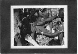 Photo Cameroun Cameroon R. Pauleau Photographe Nu Féminin Femme Nue Nude Excision - Kamerun
