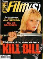 CINEMA - LOT 6 MAGAZINES CINE FILM(S) - COMPLET AVEC  AFFICHES - Magazines