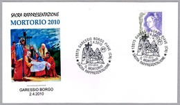 SEMANA SANTA - Sacra Representacion MORTORIO 2010. Garessio Borgo, Cuneo, 2010 - Cristianismo