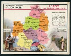 L'EST DU BASSIN PARISIEN - EDITIONS DU LION NOIR - Geographie