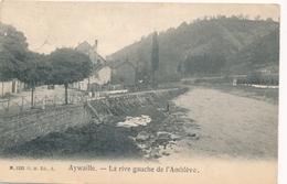 CPA - Belgique - Aywaille - La Rive Gauche De L'Amblève - Aywaille