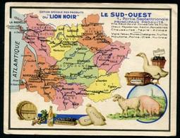 LE SUD-OUEST - EDITIONS DU LION NOIR - Geographie