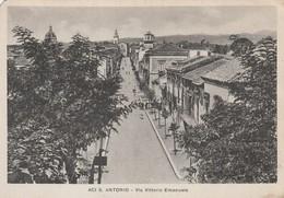 ACI S. ANTONIO - VIA VITTORIO EMANUELE - Catania