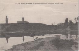 CPA Les Sables-d'Olonne - Dans Les Dunes De La Rudelière, La Tour Eden - Sables D'Olonne