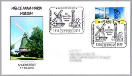 MOLINO ANNA-MARIA MULSUM. Windmill. Ahlerstedt 2010 - Molinos