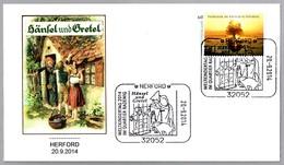 HANSEL Y GRETEL De Los HERMANOS GRIMM - BROTHERS GRIMM. Herford 2014 - Cuentos, Fabulas Y Leyendas