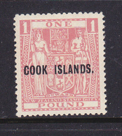 Cook Island  1943 S.Gibbons 125 MNH ** Splendido - Cook