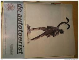 De Autotoerist 33 Jaargang Nr 18 15/9/1980 Rodenbach Roeselare Beveren Leuven Gits Aarschot Waregem Vlaamse Beweging - Magazines & Newspapers
