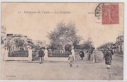 CP  -  Environs De Tunis - La Goulette - Tunisie