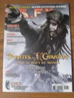 CINEMA - LOT 6 MAGAZINES S.F.X COMPLET - ETAT NEUF - VOIR PHOTOS ET DESCRIPTION - Magazines