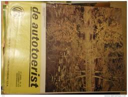 De Autotoerist 33 Jaargang Nr 23 23/11/1978 Oudergem Auderghem Gent Mariakerke Hasselt Londen Bugatti Harley Davidson - Magazines & Newspapers