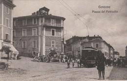 GENZANO - PIAZZA DEL PLEBISCITO - Roma