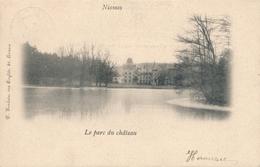 CPA - Belgique - Nismes - Le Parc Du Château - Viroinval