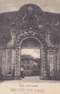 SIENA-PORTA CAMOLLIA-CARTOLINA VIAGGIATA IL 25-9-1922 - Siena