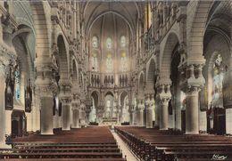 Cp , 85 , AIZENAY , Intérieur De L'Église - Aizenay
