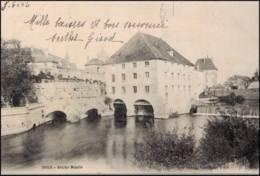 Dole - Ancien Moulin (CPA) - Dole