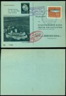 Deutschland 1964 Gedenkkarte Festtage Hering Veste Otzberg Nummer 1484 - [7] Federal Republic